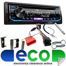 AUDI TT 1998-2006 MK1 JVC CD MP3 USB BLUETOOTH Full Bose Car Stereo Upgrade Kit