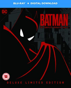 Batman The Animated Series BLU-RAY NEW