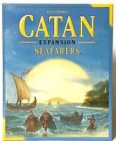 Klaus Teuber's Catan: Seafarers Expansion (5th Edition)