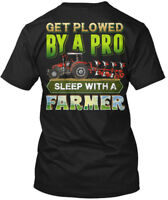 Cool Farmer Black Friday Exclusive - Get Plowed By A Hanes Tagless Tee T-Shirt