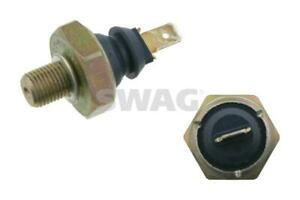 SWAG Oil Pressure Switch 30 23 0002 fits Volkswagen Polo 1.4 (6N) 55kw, 1.6 (...
