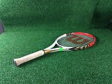 "Wilson Prostaff 26 Tennis Racket, 26"", 4"""