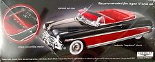 Moebius Models 1952 Hudson Hornet Convertible 1/25 Scale Model Kit - 1204