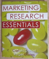 Marketing Research Essentials with SPSS by Carl McDaniel and Roger Gates