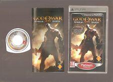 GOD OF WAR : GHOST OF SPARTA !!! Mythique sur PSP