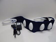 Dr Scholls 4 Motor Dr8520 Back Belt Massager Massage Hard & Soft Side Deep Tissu