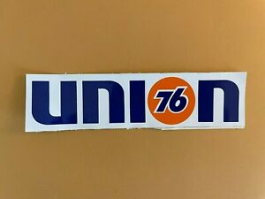 Union 76 Used Decal : See desciption