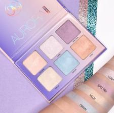 Anastasia Beverly Hills Highlight Palette AURORA GLOW KIT Metallic Powder Light
