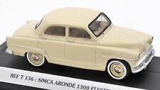 PROVENCE MOULAGE 1/43 SIMCA ARONDE 1300 ELYSEE 1956 #366 AVEC SA BOITE