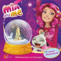 MIA AND ME - ORIG.HSP Z.BUCH-WEIHNACHTEN IN CENTOPIA   CD NEW