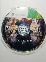 Saints Row IV (Microsoft Xbox 360, 2013) Disc only 4