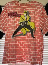dick tracy Aop Vintage Shirt