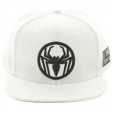 Official MARVEL COMICS ultimate spider-man symbole noir & blanc casquette réglable