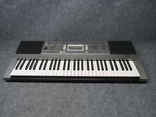 Yamaha PSR-E353 61-Key Digital Electronic Keyboard *Tested Working*