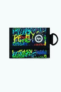 Hype Graffiti Logo Wallet Multi-Coloured