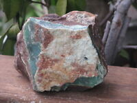 Rough and Raw Opalite & Chrysophrase ~ Western Australia - Omni New Age
