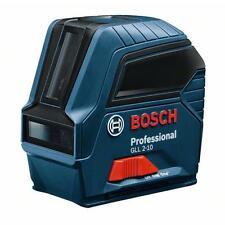 Bosch Linienlaser Kreuzlinienlaser GLL 2-10 Professional, 0601063L00