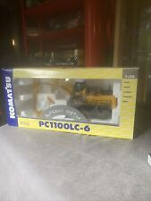 JOAL KOMATSU PC1100LC6 HEAVEY DUTY MATERIAL HANDLER 360' .BOXED 1/50 SCALE