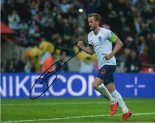England Harry Kane Autographed Signed 8x10 Photo reprint