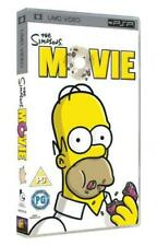 The Simpsons Movie [UMD Mini for PSP], Good DVD, ,