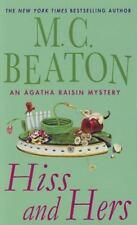 Hiss and Hers (Agatha Raisin: Thorndike Press Large Print Mystery), Beaton, M.C.