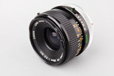 Canon FD 35mm f/3.5 f3.5 S.C. SC Manual Focus Lens, For Canon FD Mount