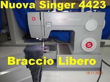 MACCHINA MACCHINE DA PER CUCIRE SINGER 4423 NUOVO MODELLO MOLTO ROBUSTA GARANZIA