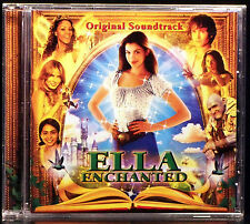Ella Enchanted [Original Soundtrack] (CD, Apr-2004, Hollywood Records)