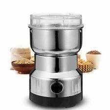 220V Electric Coffee Grinder Grinding Milling Bean Nut Spice Matte Blender Dry