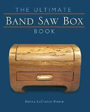 Ultimate Band Saw Box Book-ExLibrary
