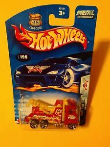 Hot Wheels Final Run 1/12 2003 #195 Rig Wrecker