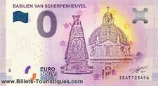 Billet Touristique 0 Euro --- Basiliek van Scherpenheuvel - 2018-1