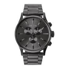 Relojes de pulsera Nixon plata Chrono