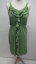 Green Frilly Sundress From George size 12