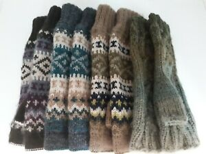 FOUR Beautiful Gloves - MSRP: $136!