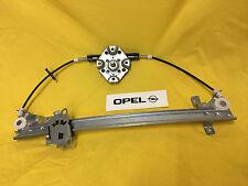 NEU manuell Fensterheber für alle Opel Kadett E Modelle außer Cabrio vorne links