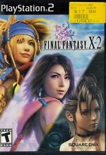 Final Fantasy X-2 (Sony PlayStation 2, 2003) COMPLETE