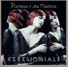 FLORENCE + THE MACHINE : CEREMONIALS / CD - TOP-ZUSTAND