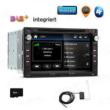 "DAB+ Integrierte DVD 7"" GPS NAVI Autoradio für VW Passat B5 Golf 4 T4 T5 MK4 MK5"