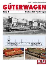 MIBA Güterwagen Band 8 - Drehgestell-Flachwagen