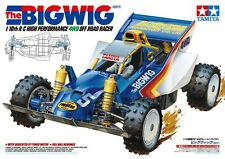 Tamiya 47330 1/10 RC Car 4WD Off Road Racer Buggy The Bigwig 2017 Re-Release