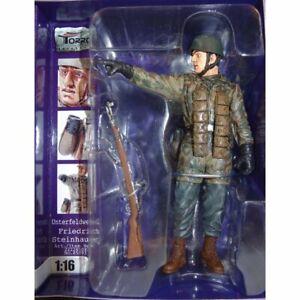 Torro 222285093 - 1/16 Figurine Unterfeldwebel Friedrich Steinhauer - New