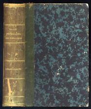 DURAND-FARDEL, TRAITÉ CLINIQUE ET PRATIQUE DES MALADIES DES VIEILLARDS 1854