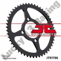 JT 51 tooth 428 pitch rear sprocket to fit Suzuki RV 125 Van Van 03-14