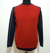 AMERICAN EAGLE Maglione Maglia Uomo Lana Wool Man Sweater Sz.M - 48