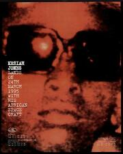 """1995 KEZIAH JONES """"AFRICAN SPACE CRAFT"""" ALBUM PROMO AD"""