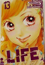 Manga LIFE tome 13 éditions Kurokawa en Français VF très bon état keiko suenobu