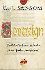 Sovereign (The Shardlake Series), Sansom, C. J., Very Good Book