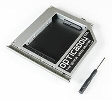 Opticaddy SATA-3 HDD/SSD Caddy+Blende für HP EliteBook 8460p 8460w