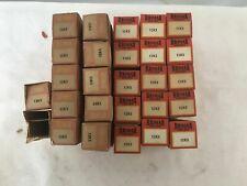 Brimar 12K5 vacuum tubes x5. NOS tubes. All tested. In original packaging.